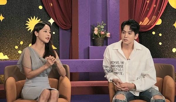 사진제공=SBS 플러스 '연애도사'