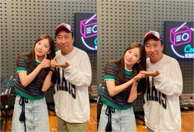 사진=KBS Cool FM '박명수의 라디오쇼' 공식 인스타그램