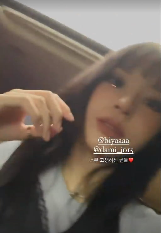 '스우파' 노제, 걸그룹 센터 미모...춤도 완벽[TEN★]