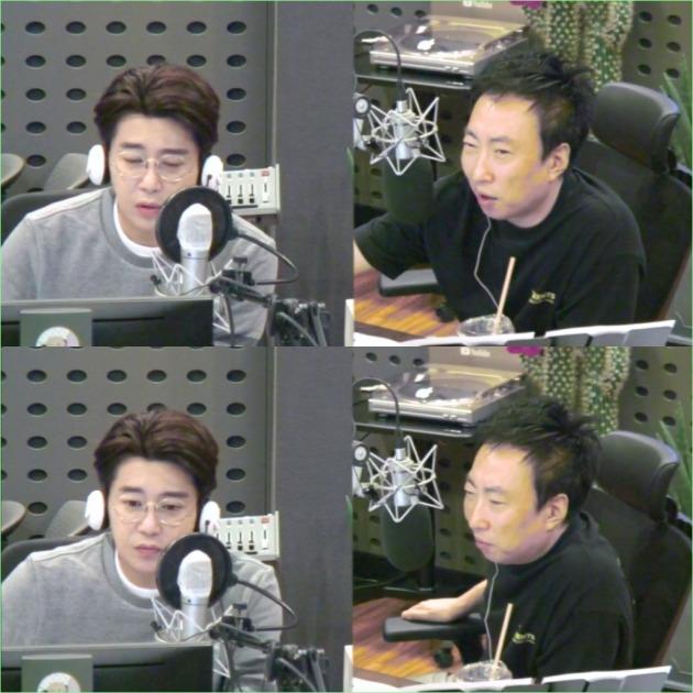 사진=KBS Cool FM '박명수의 라디오쇼' 보이는 라디오 캡처