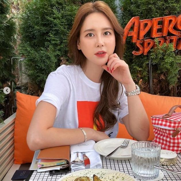 """'20년차 부부' 이혜원♥안정환, """"포토는 안느"""" 청담동 레스토랑에서 달달 데이트 [TEN★]"""