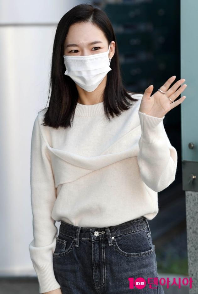 [TEN 포토] 한예리 '드라마 '홈타운'으로 인사드려요'