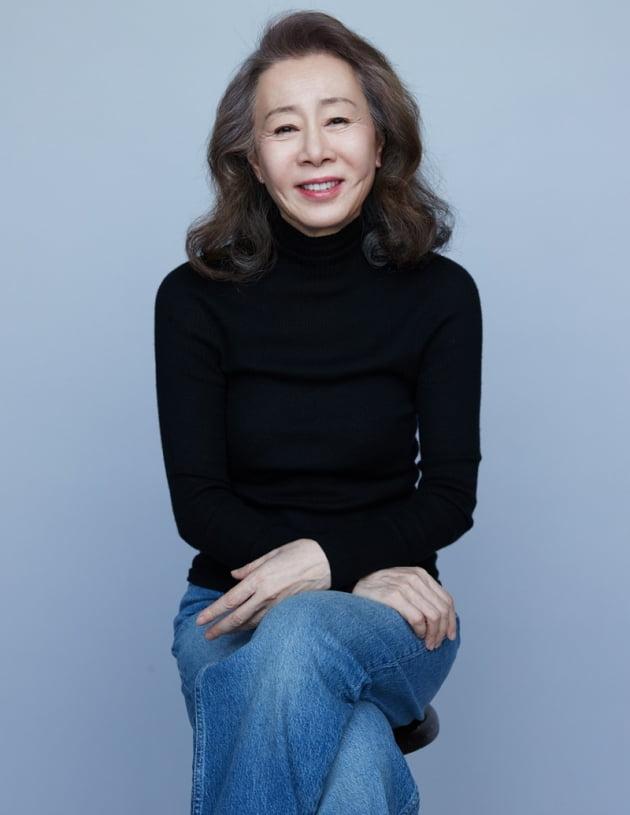 윤여정 / 사진 = 후크엔터테인먼트 제공