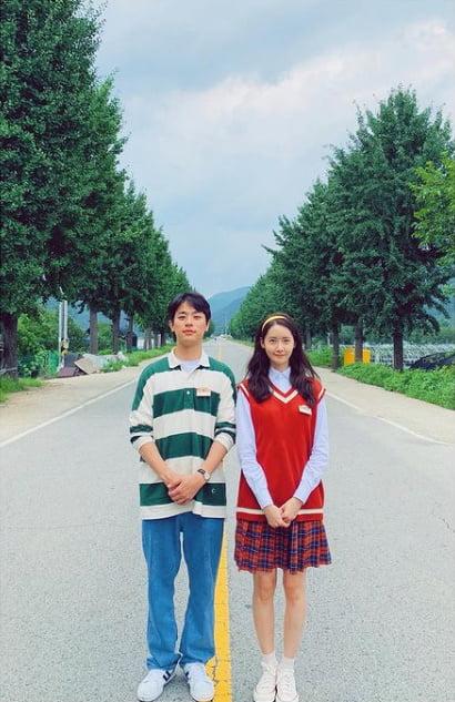 임윤아-박정민, 고등학생이라도 믿겠어...영화 '기적' 개봉 [TEN★]
