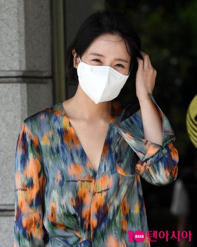 [TEN 포토] 박규영 '애교 눈웃음'