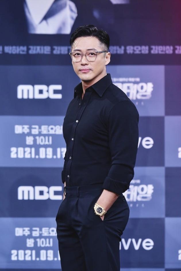 '검은 태양' 남궁민./사진제공=MBC