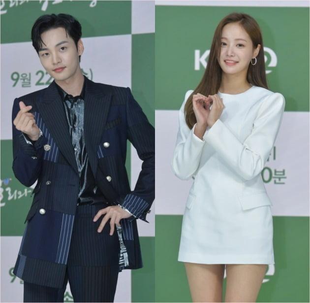 김민재, 연우./사진제공=KBS2 '달리와 감자탕'