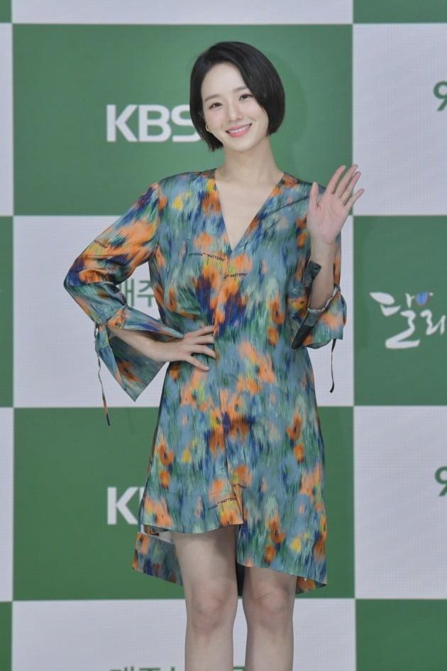 배우 박규영./사진제공=KBS2 '달리와 감자탕'