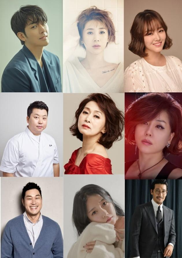 손호준·서인영·소연·정미애, '야생돌' 본방사수 독려…원픽은 누구?