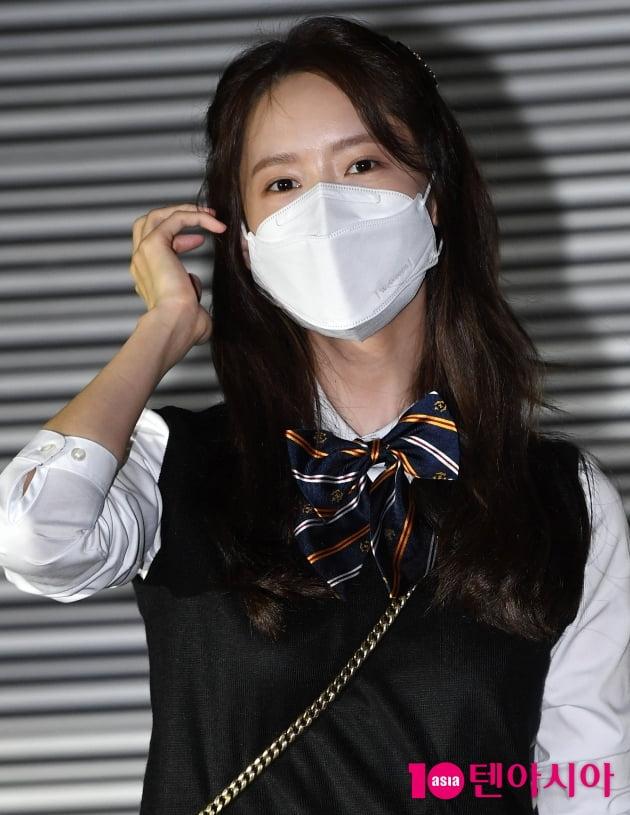 [TEN 포토] 윤아 '눈이 정말 보물'