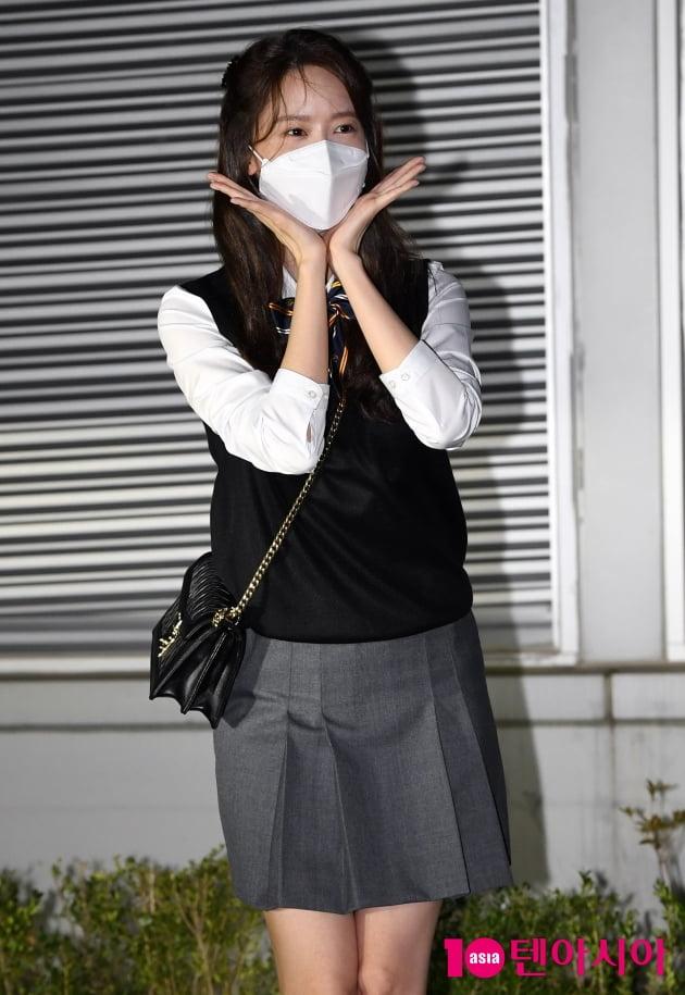[TEN 포토] 윤아 '한밤에 핀 여신 꽃 한송이'
