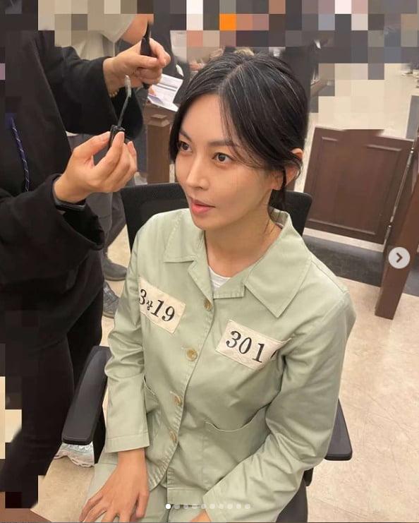 """김소연, 악녀 천서진의 변천사...""""사랑했어 천서진""""[TEN★]"""