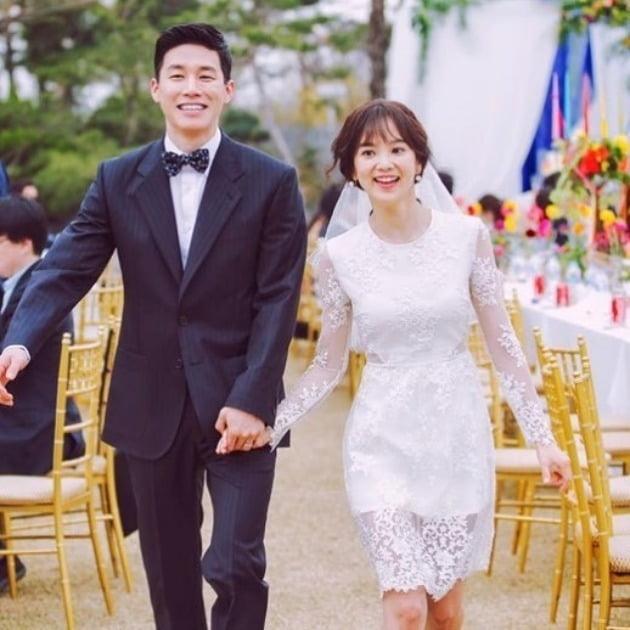 김무열·윤승아 부부 / 사진=윤승아 인스타그램