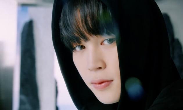 방탄소년단 지민, '스포츠 의류 광고가 가장 잘어울리는 스타' 압도적 1위