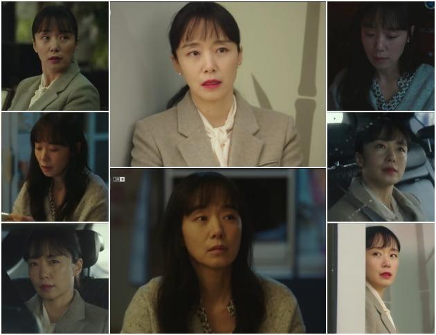 '인간실격' 전도연./ 사진=JTBC 방송화면
