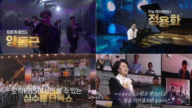 KBS 2021 한가위 대기획 '피어나라 대한민국, 심수봉' / 사진 = KBS 제공