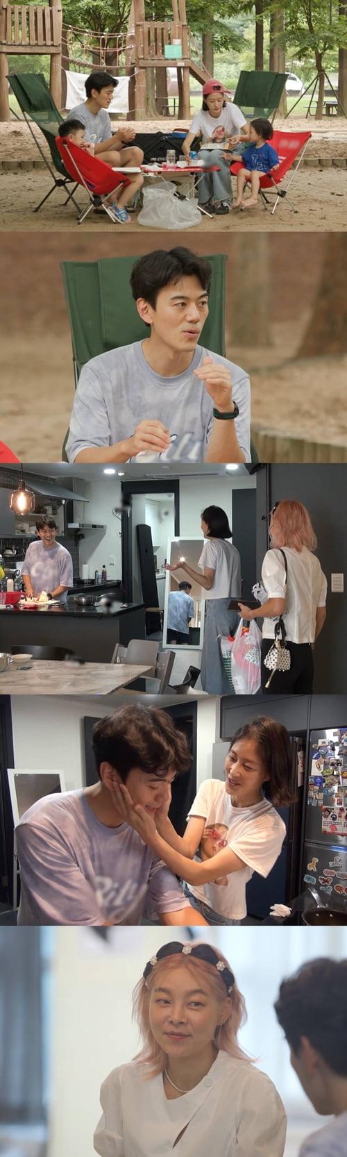 '동상이몽2' 이현이 부부/ 사진=SBS 제공