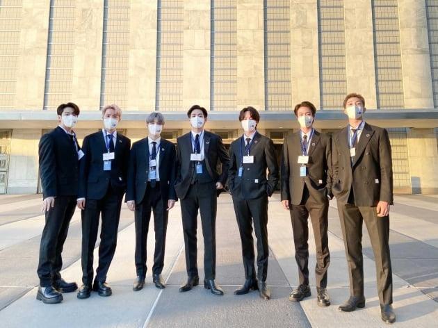 사진=방탄소년단 트위터