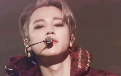 방탄소년단 지민, 아이돌 개인 브랜드평판 1위