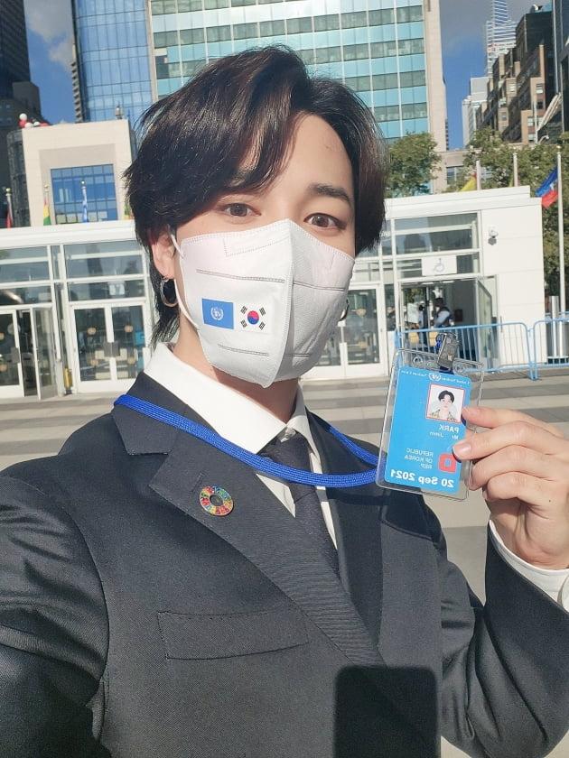 방탄소년단 지민, 아이돌 개인 브랜드평판 1위 '범접불가'