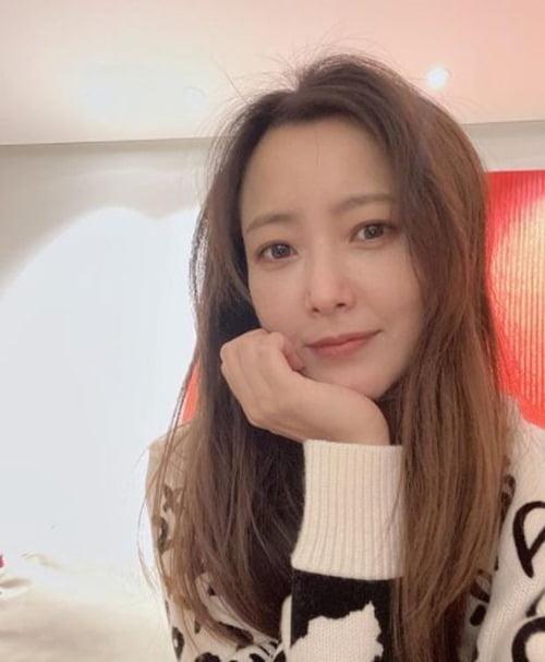 김희선 인스타그램./