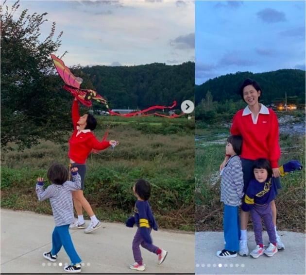 사진=김나영 인스타그램