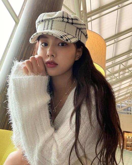 아이즈원 강혜원 인스타그램