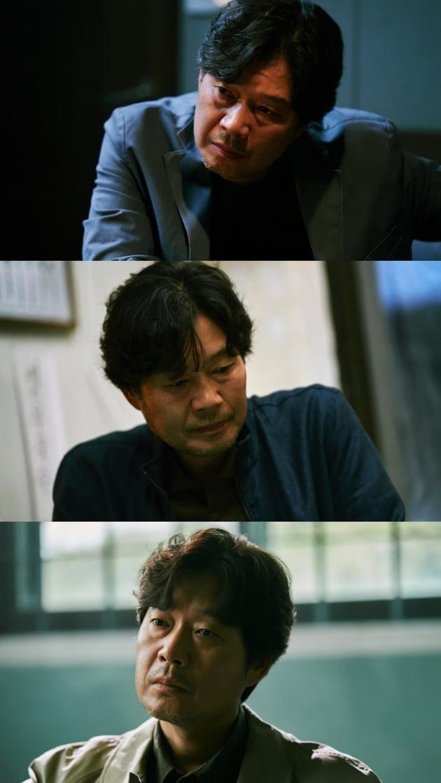 '홈타운' 유재명 / 사진 = tvN 제공