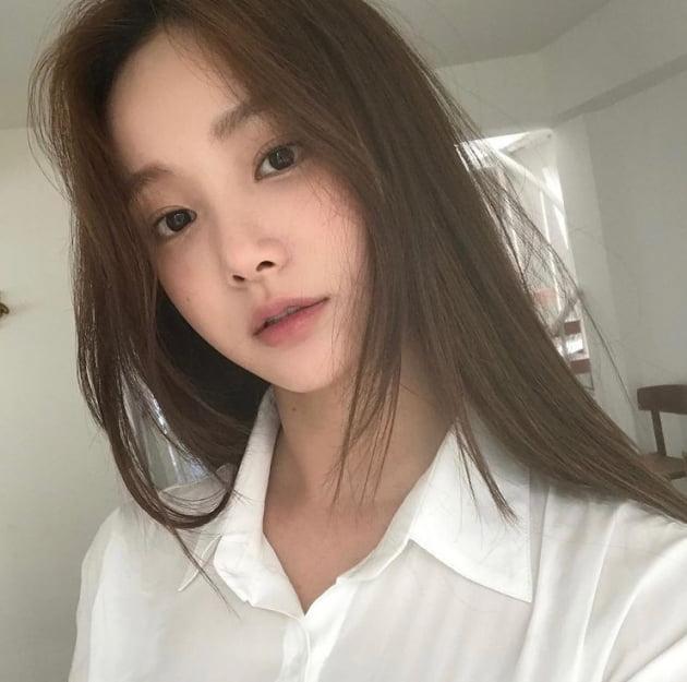 연우, 가을햇살에 더해진 이쁨...극강 청순미모[TEN★]