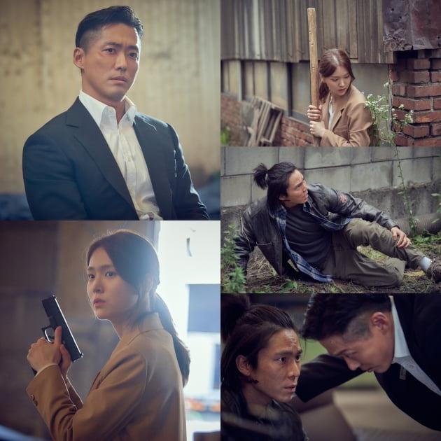 '검은 태양' 3회 스틸컷/ 사진=MBC 제공