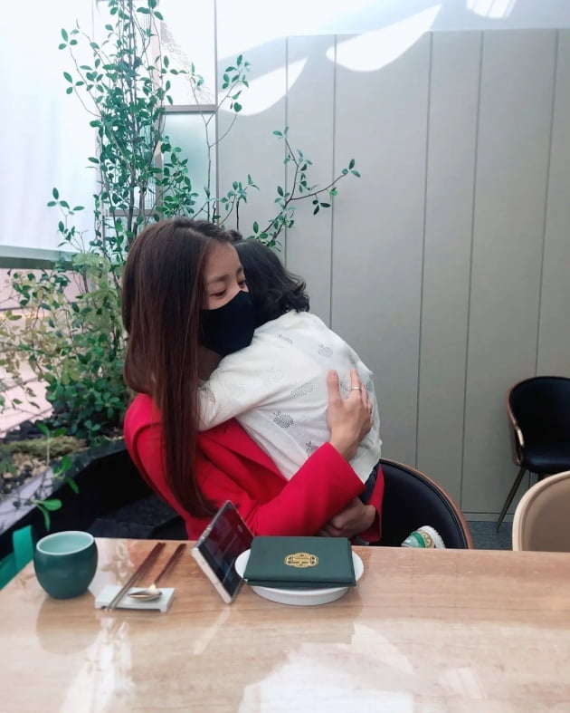 배우 이시영/ 사진=인스타그램 캡처