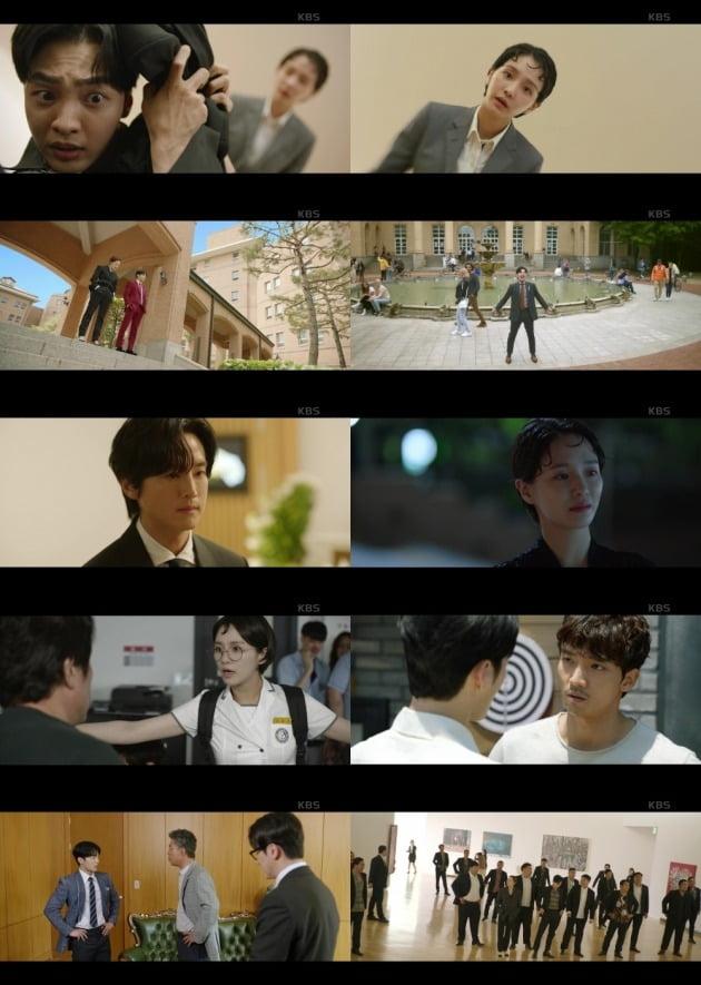 사진=KBS2 '달리와 감자탕' 방송 화면.