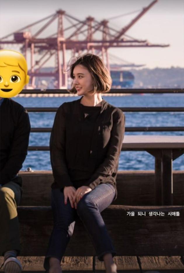 '재미교포♥' 박은지, 옆자리는 남편? '달달 눈빛'…출산 앞두고 시애틀 추억 소환 [TEN★]