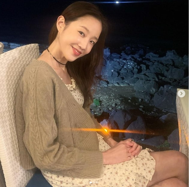 '-32kg' 박보람, 가녀린 몸매,계속 다이어트중?[TEN★]