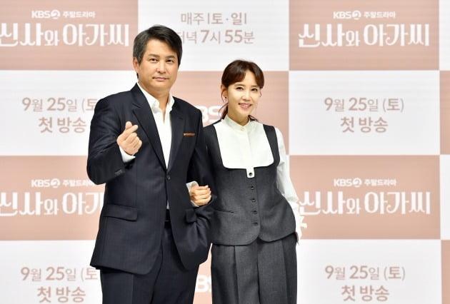'신사와 아가씨' 이종원(왼쪽), 오현경/ 사진=KBS2 제공