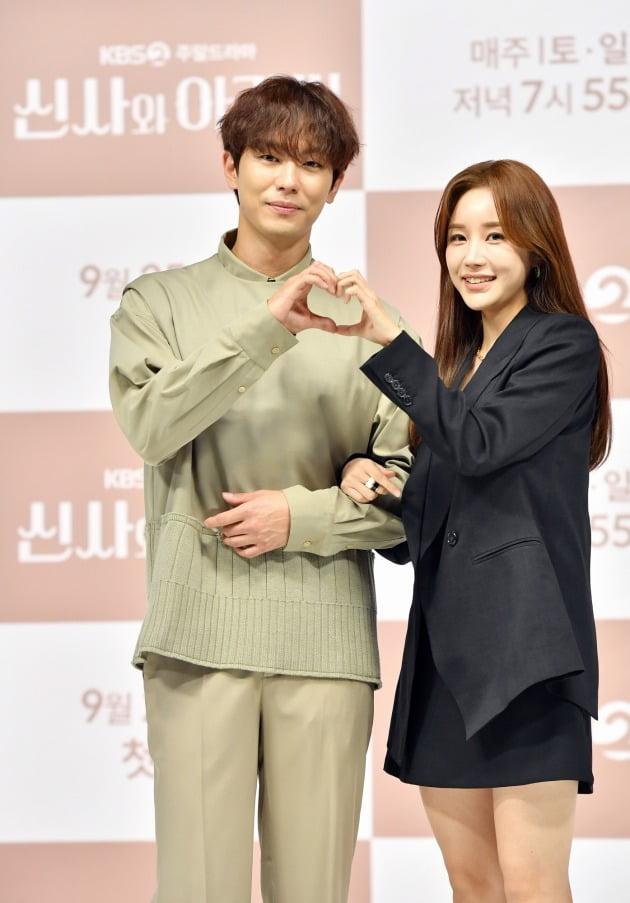 '신사와 아가씨' 안우연(왼쪽), 윤진이/ 사진=KBS2 제공
