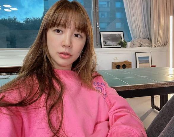 윤은혜 인스타그램./