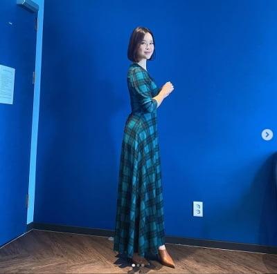 '정석원♥' 백지영, 옷맵시 살리는 몸매[TEN★]