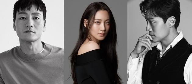 배우 박해수, 수현, 이희준./사진=각 소속사 제공