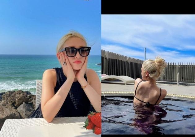 가수 전소미./ 사진=인스타그램