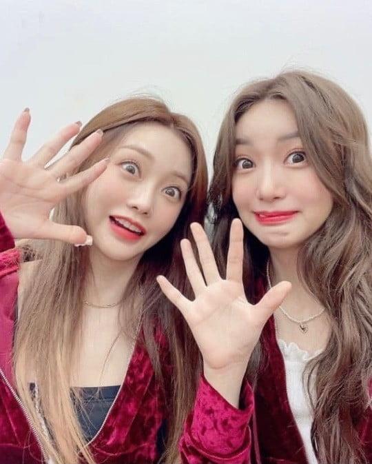 홍지윤-홍주현./ 사진=인스타그램