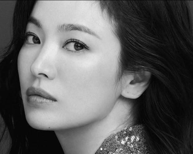 배우 송혜교 인스타그램