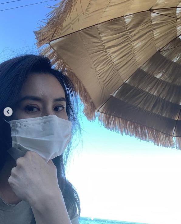 '윤태준♥' 최정윤, 드라마 마치고 럭셔리 강원도 휴가[TEN★]