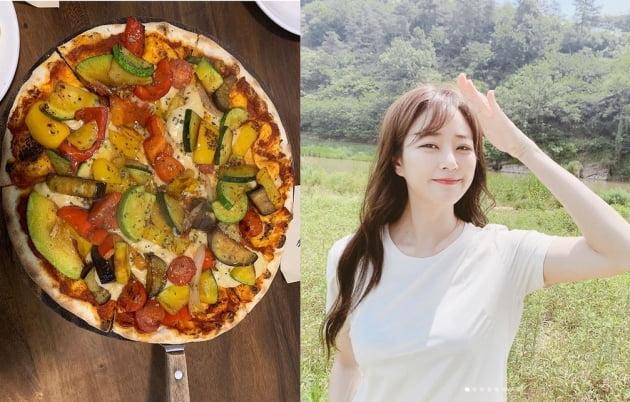 '유지태♥' 김효진, 비건식당서 맛있는 식사...변함없는 소신을 지키는 베지테리언[TEN★]