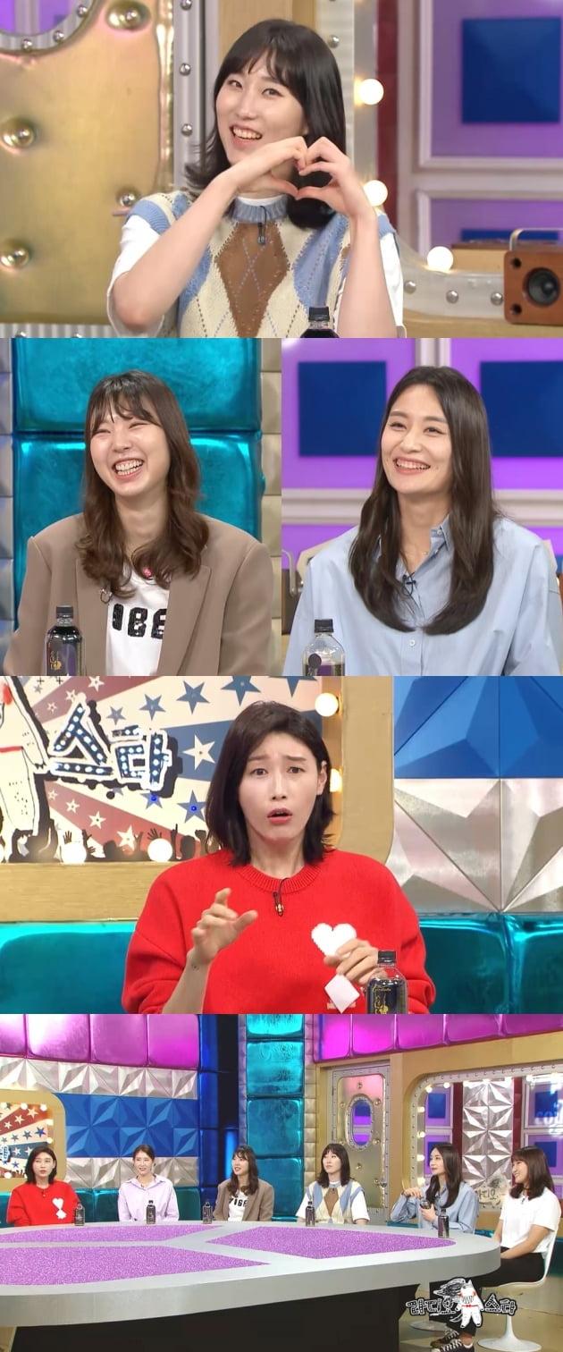 '라디오스타' 여자배구 특집 2탄/  사진=MBC 제공
