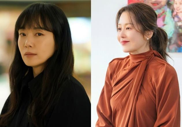 '인간실격' 전도연, '너를 닮은 사람' 고현정./사진제공=JTBC