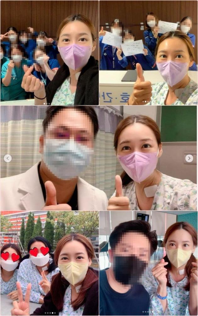 사진=민지영 인스타그램