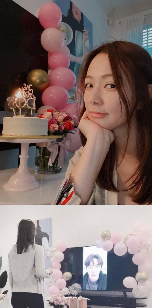 사진=손태영 인스타그램