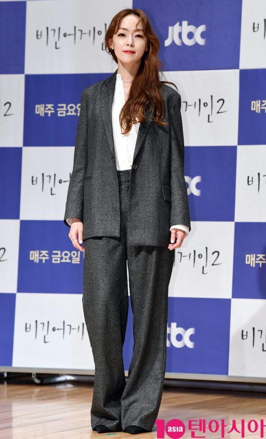 밴드 자우림의 김윤아. /텐아시아DB