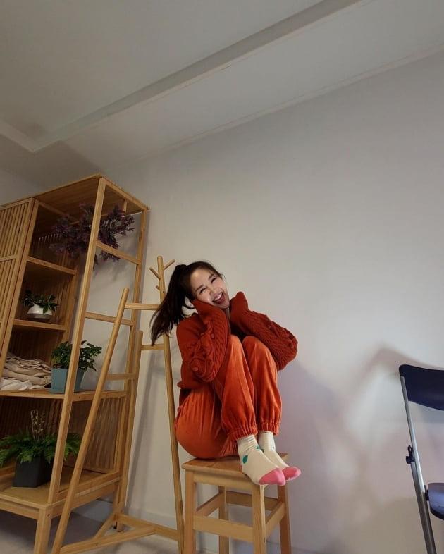 """장영란, ♥한의사 남편 개원 앞두고 얼굴이 더 폈네 """"고생했어요"""" [TEN★]"""